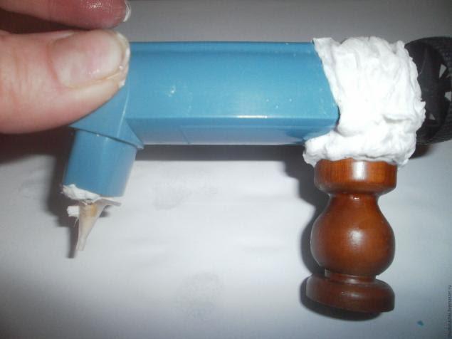 Мастер класс шкатулка швейная машинка этап 18