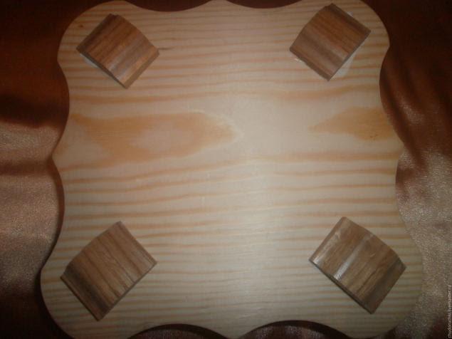 Мастер класс шкатулка швейная машинка этап 6